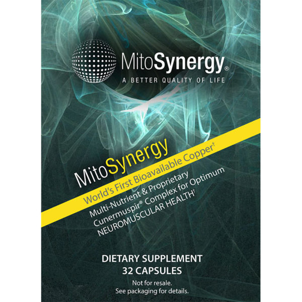 MitoSynergy Advanced Trial Pack